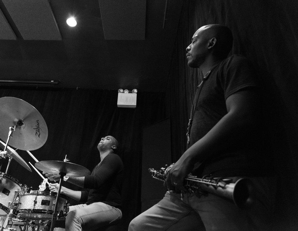John Davis and Marcus Strickland, 2016