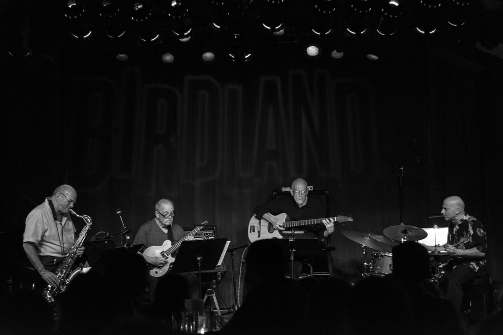 Dave Liebman, John Abercrombie, Steve Swallow, Joey Baron, 2016