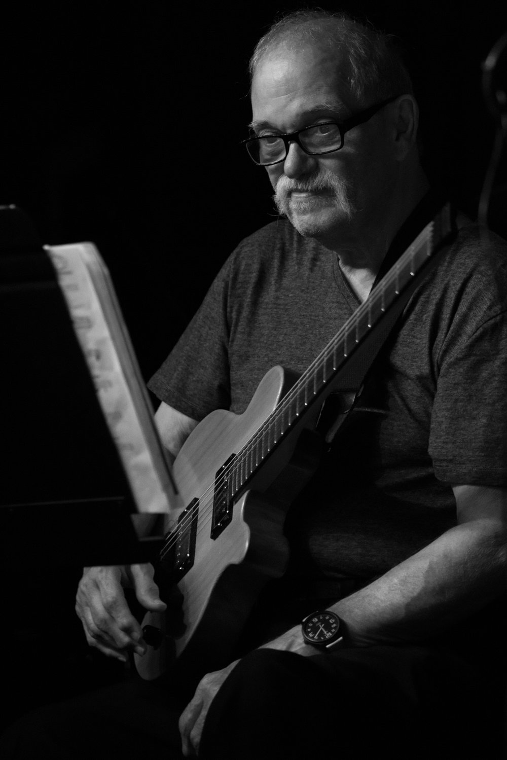 John Abercrombie, 2016