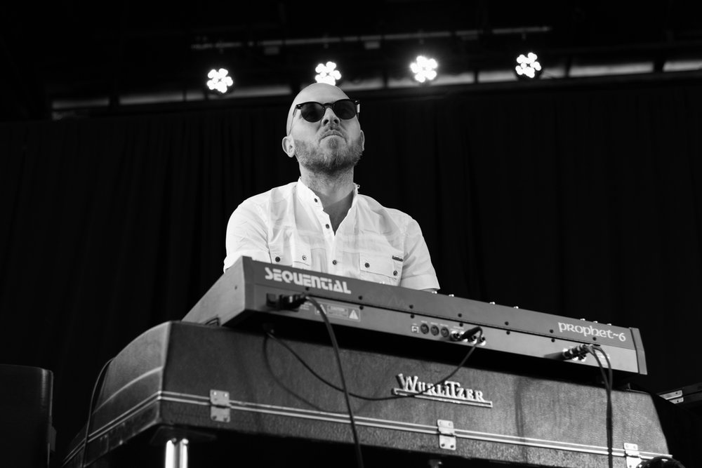 Jason Lindner, 2016