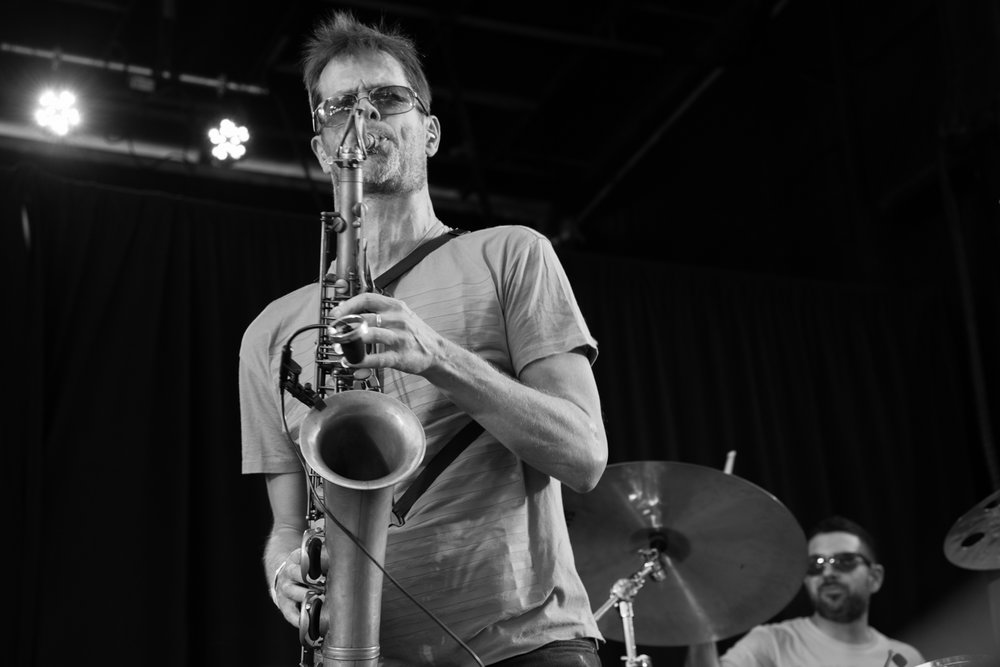 Donny McCaslin and Mark Guiliana, 2016