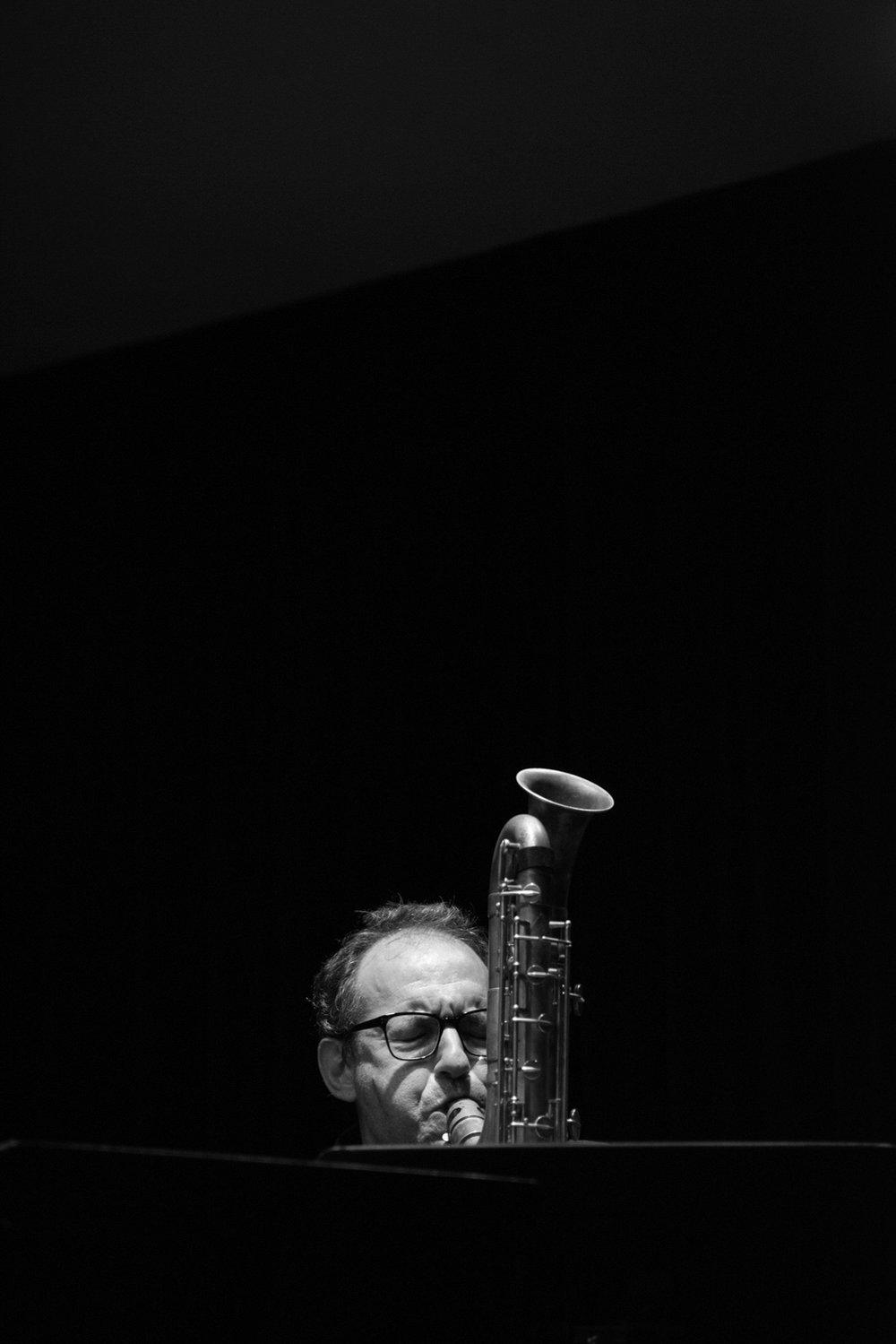 Ben Goldberg, 2016
