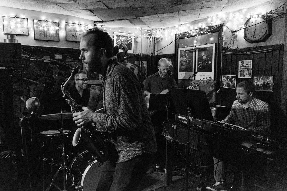 Will Vinson Quartet, 2016