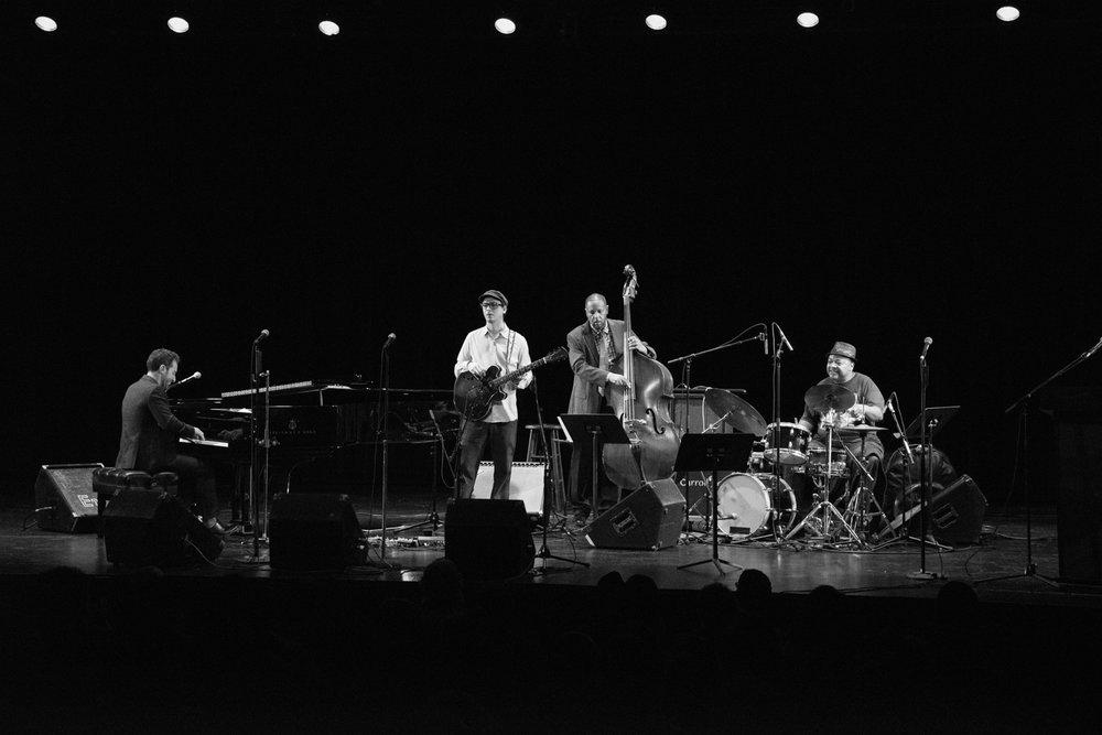 Kurt Rosenwinkel Quartet