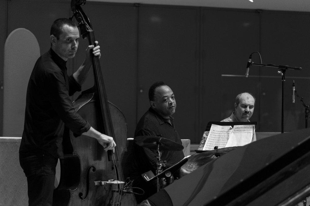 Matt Clohesy, Jeff Tain Watts, Rogerio Boccato, 2016