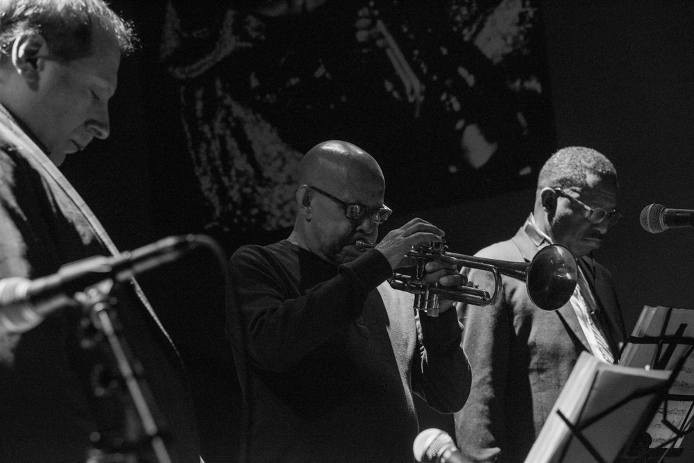 David Weiss, Eddie Henderson, Donald Harrison, 2016