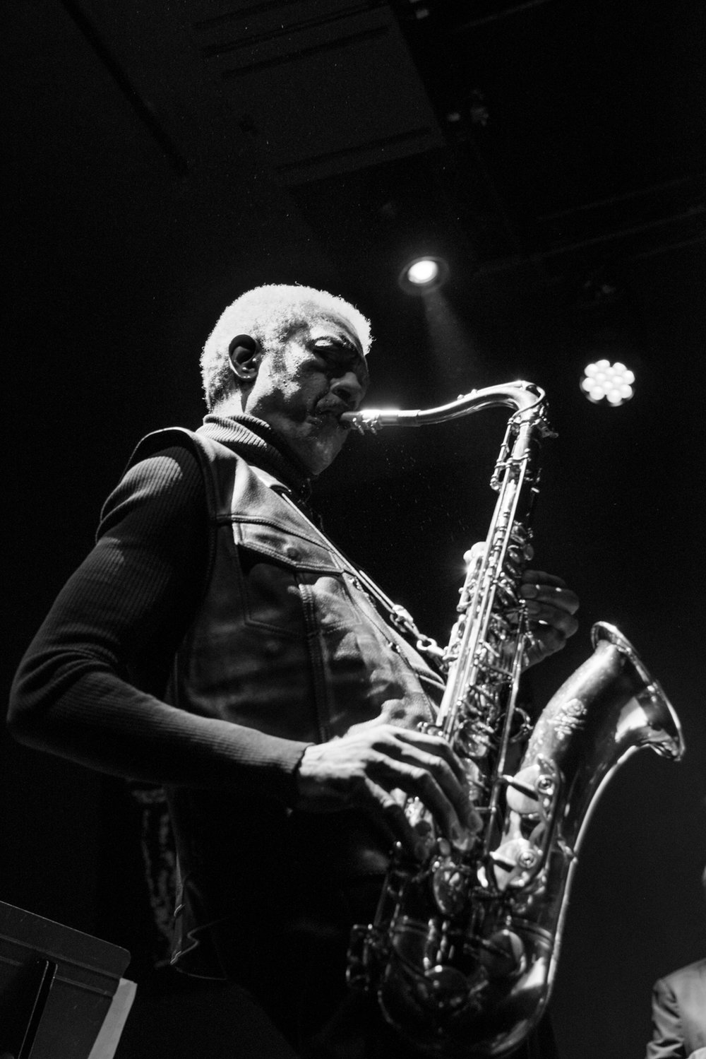 Billy Harper, 2016