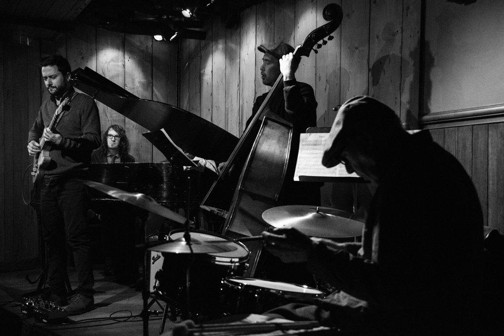 Andre Matos Quartet, 2017