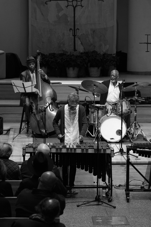 Essiet Okon Essiet, Joel Ross and Victor Lewis, 2017