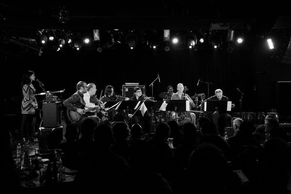 Joel Harrison String Choir, 2017