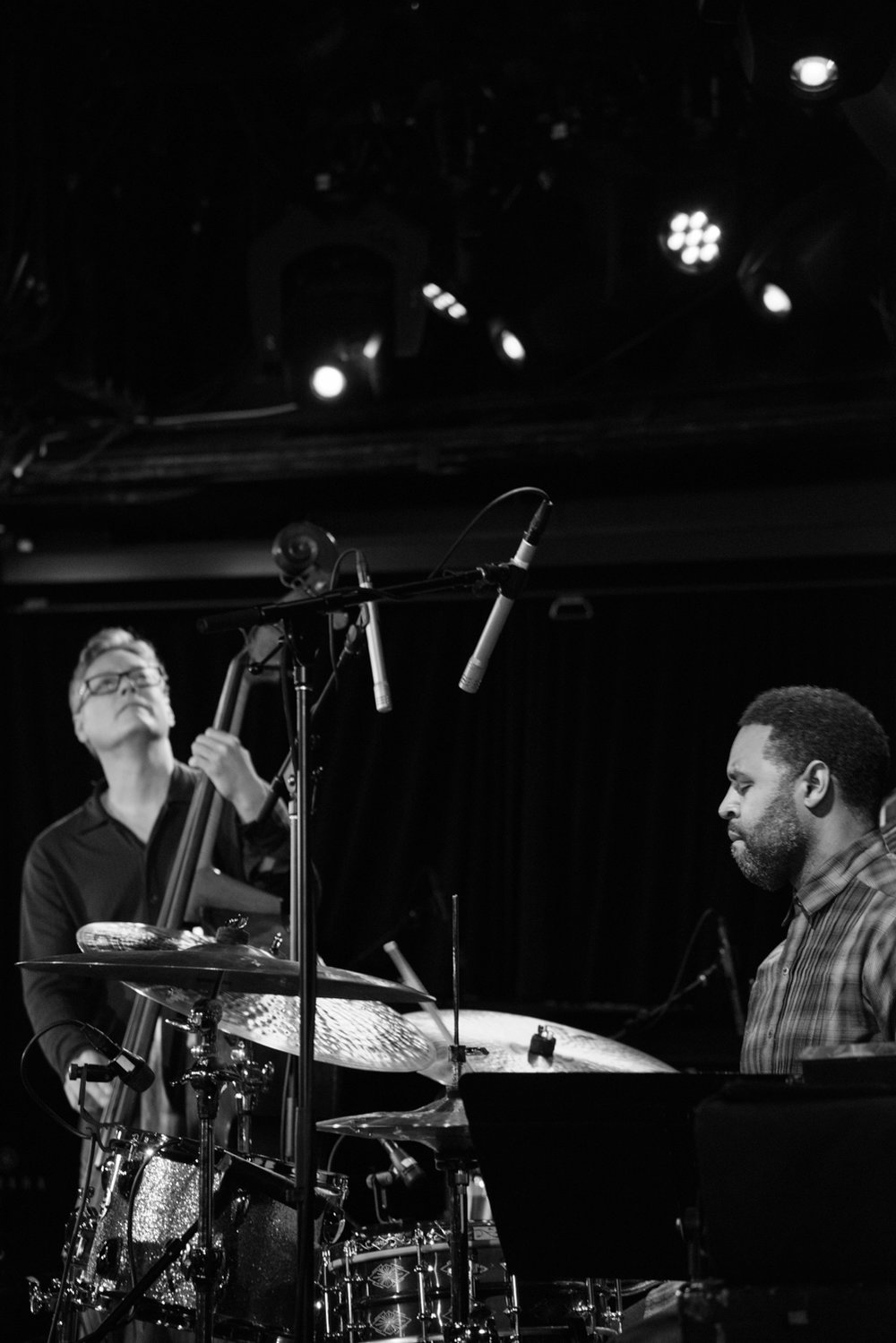 Doug Weiss and Kendrick Scott, 2017