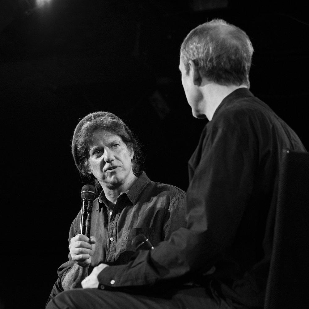 Pat Metheny and Joel Harrison, 2017
