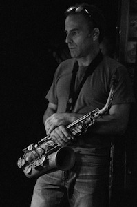 David Binney at 55 Bar, 2015  ©Clara Pereira