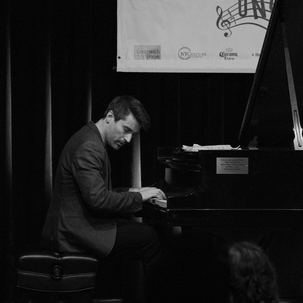 Dan Tepfer, 2017