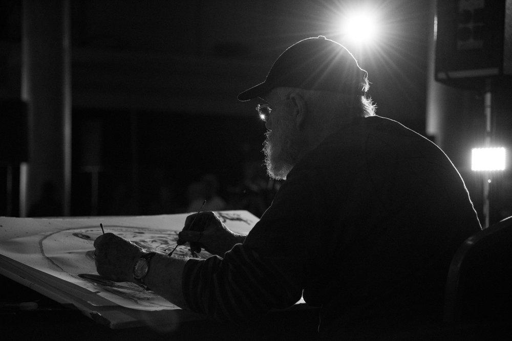 Jeff Schlanger (visual artist), 2017