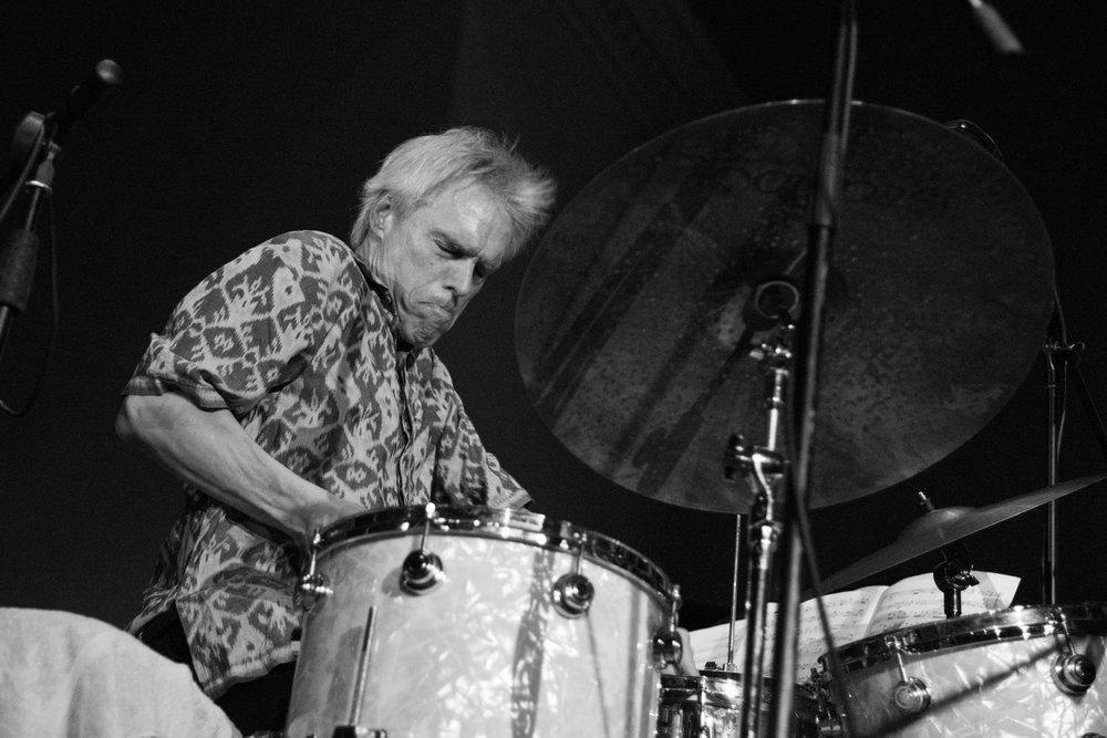 Gerry Hemingway, 2017