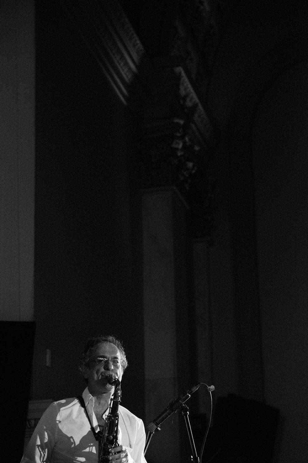 Ivo Perelman, 2017