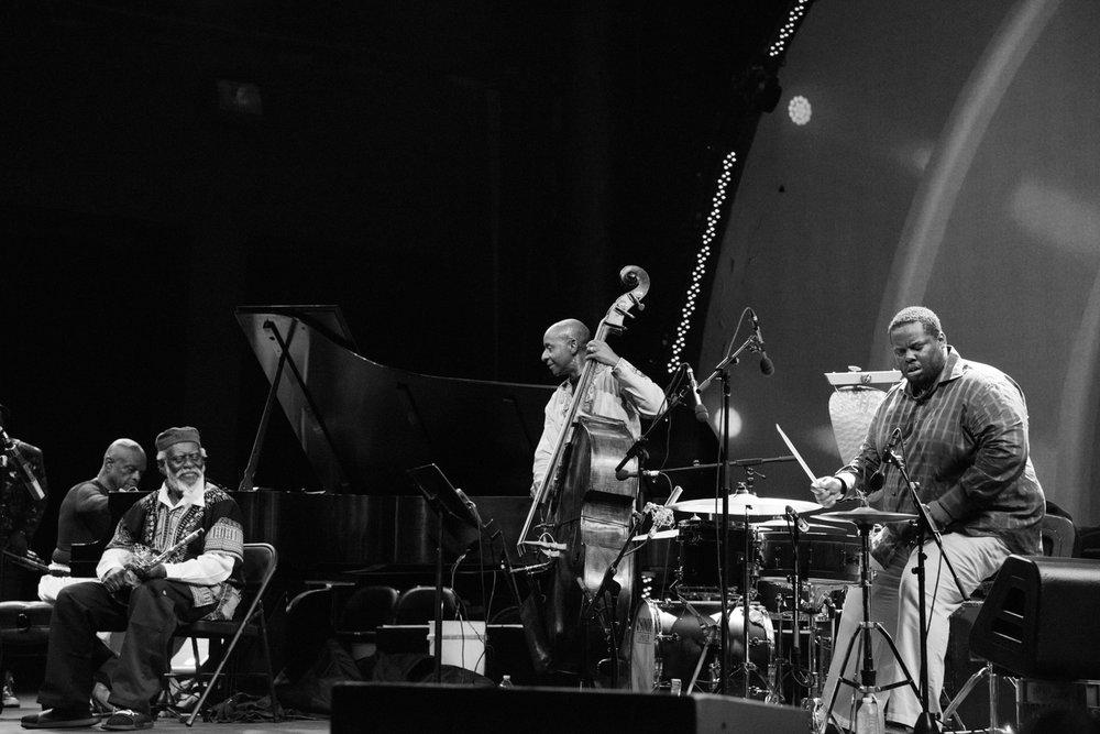 Pharoah Sanders Quartet, 2017