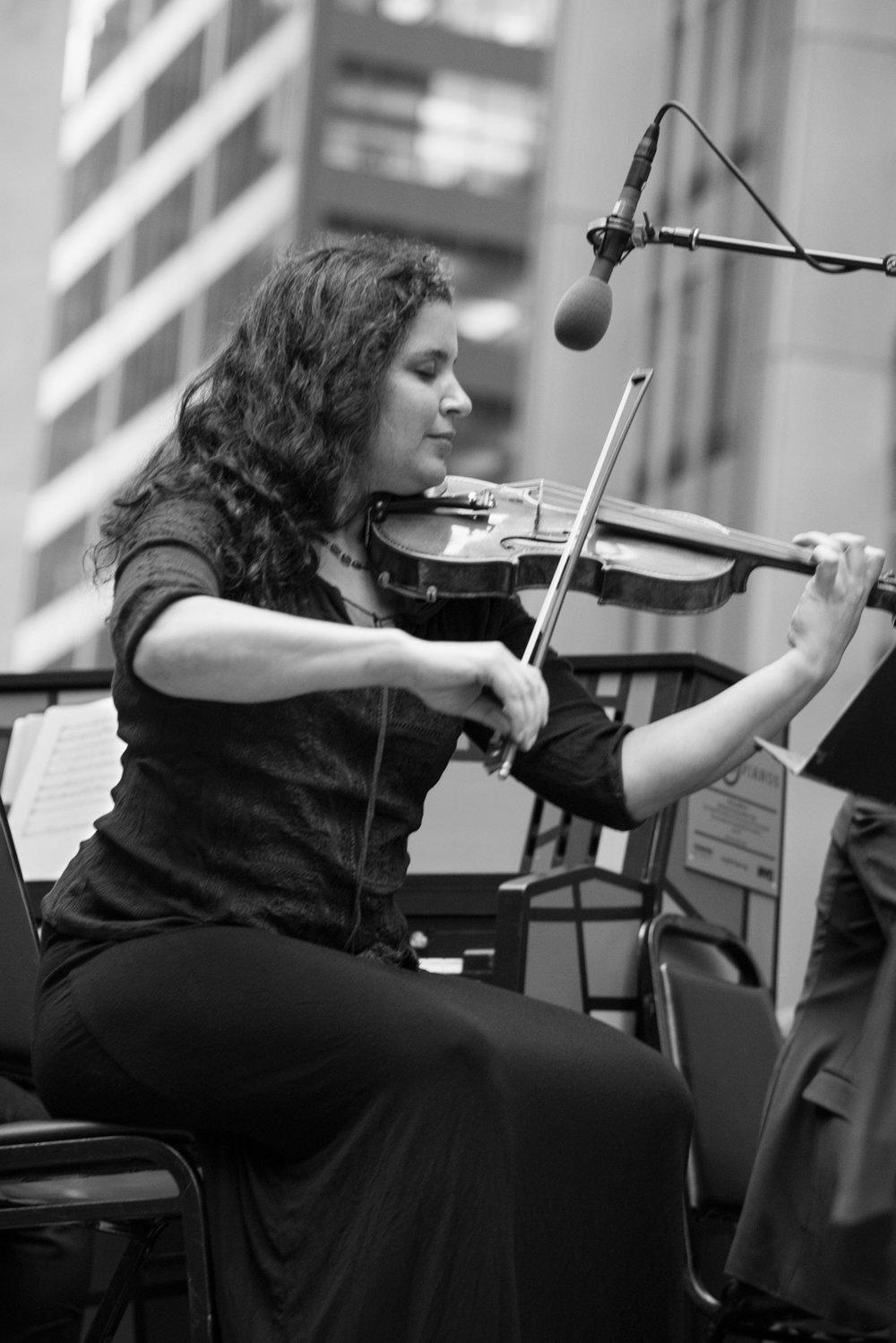 Dena ElSaffar, 2017