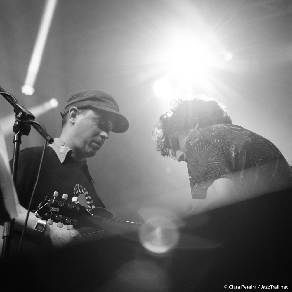 Kurt Rosenwinkel and Pedro Martins, 2017