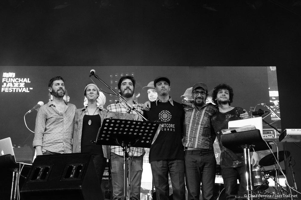 Kurt Rosenwinkel Caipi Band, 2017