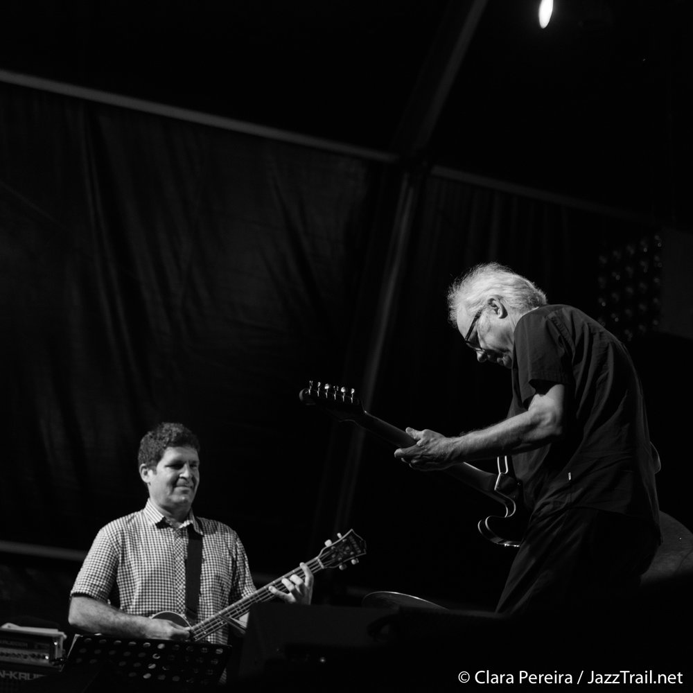 Tony Scherr and Bill Frisell, 2017