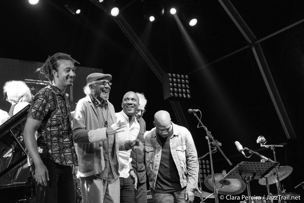 Charles Lloyd Quartet + Bill Frisell, 2017