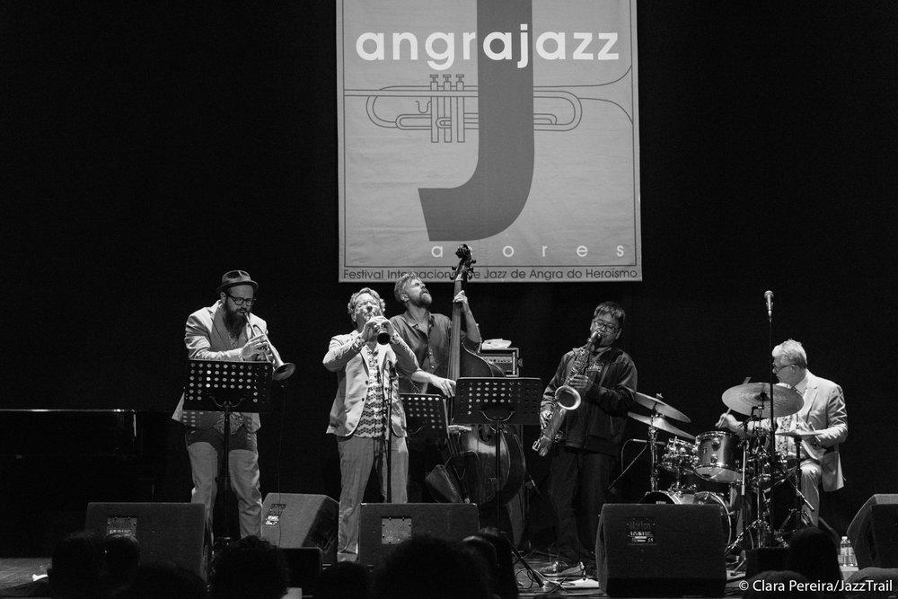 Matt Wilson Quartet with Jon Irabagon, 2017