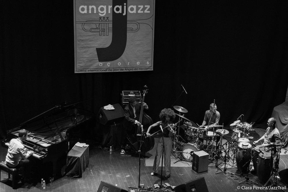 Yilian Cañizares Quintet, 2017