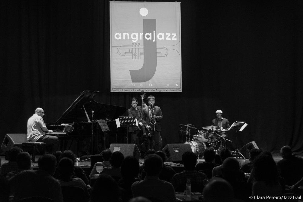 Jon Irabagon Quartet, 2017