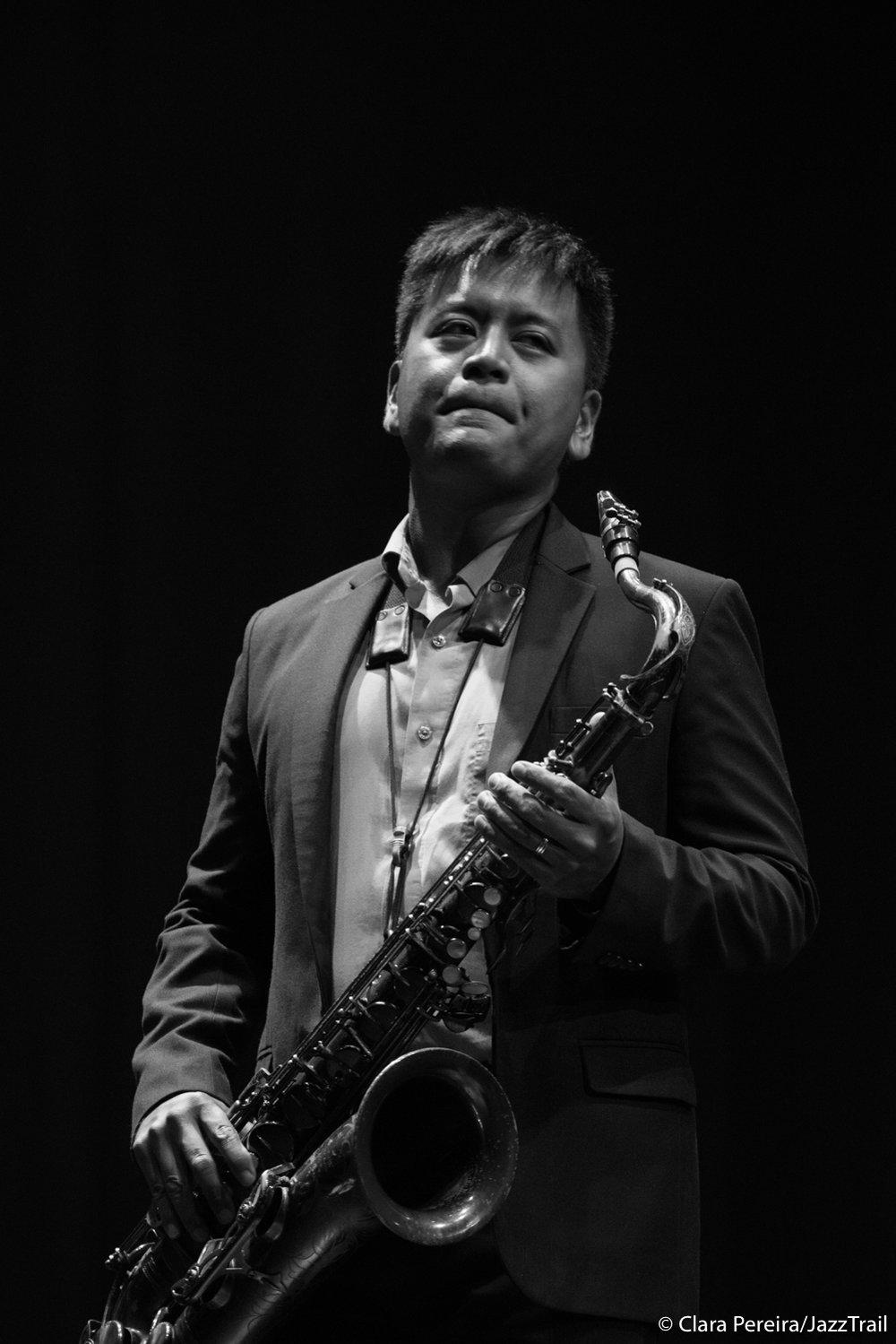 Jon Irabagon, 2017