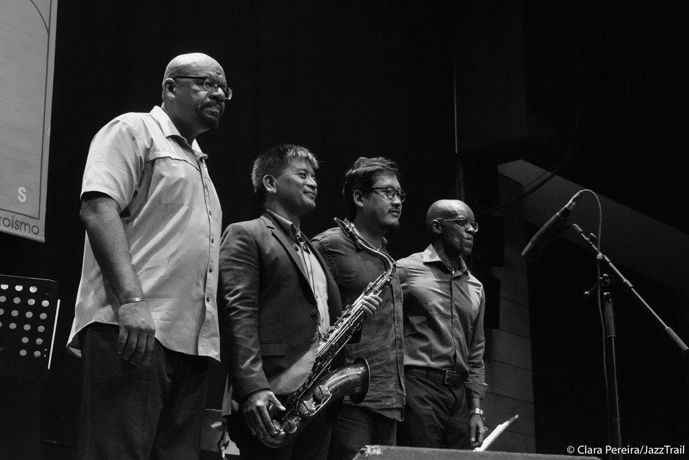 Luis Perdomo, Jon Irabagon, Yasushi Nakamura, Rudy Royston, 2017