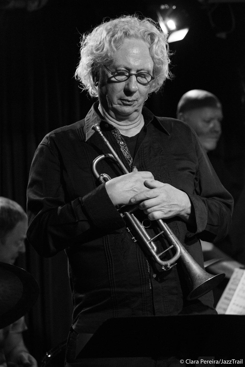 Tim Hagans, 2017