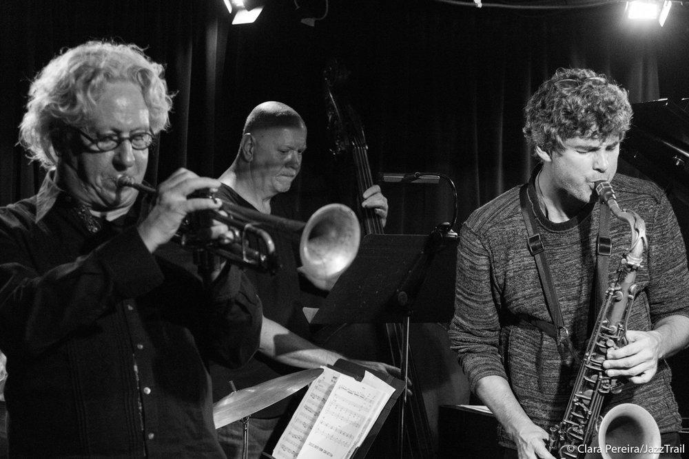 Tim Hagans, Jay Anderson, Andrew Rathbun, 2017