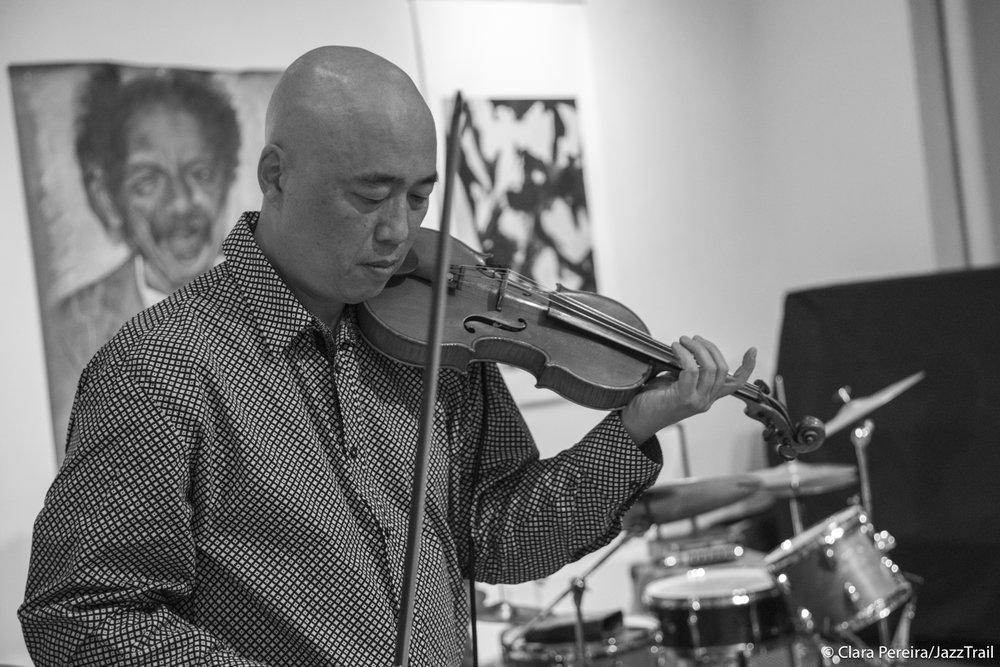 Jason Kao Hwang, 2017