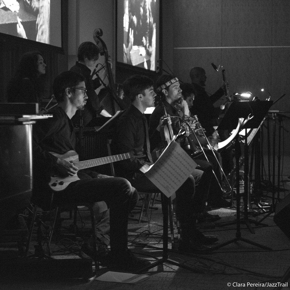 Alexis Cuadrado Ensemble, 2018