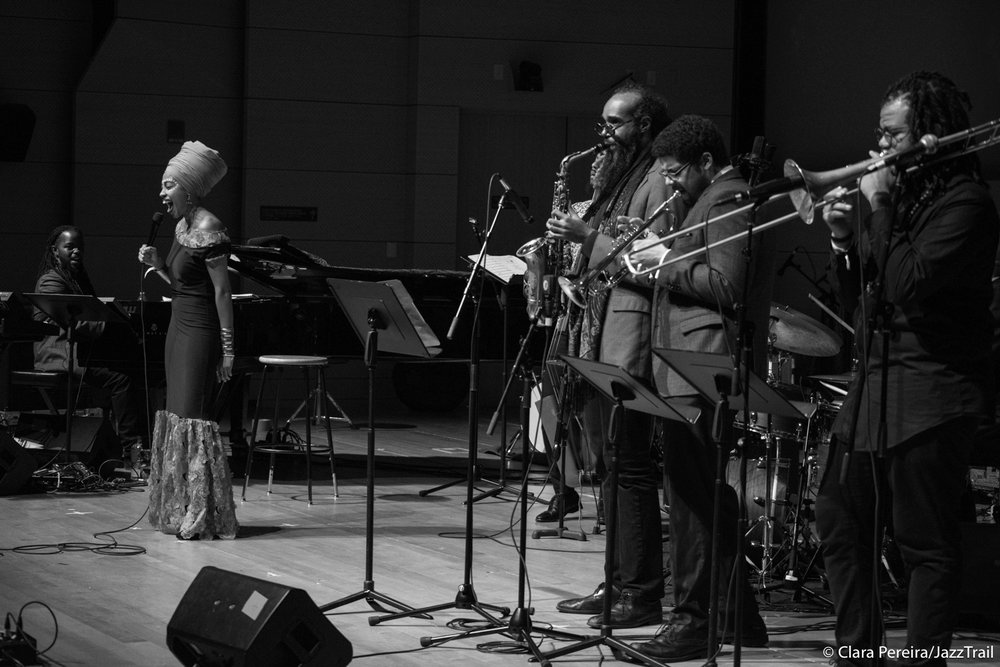 Jazzmeia Horn, 2018