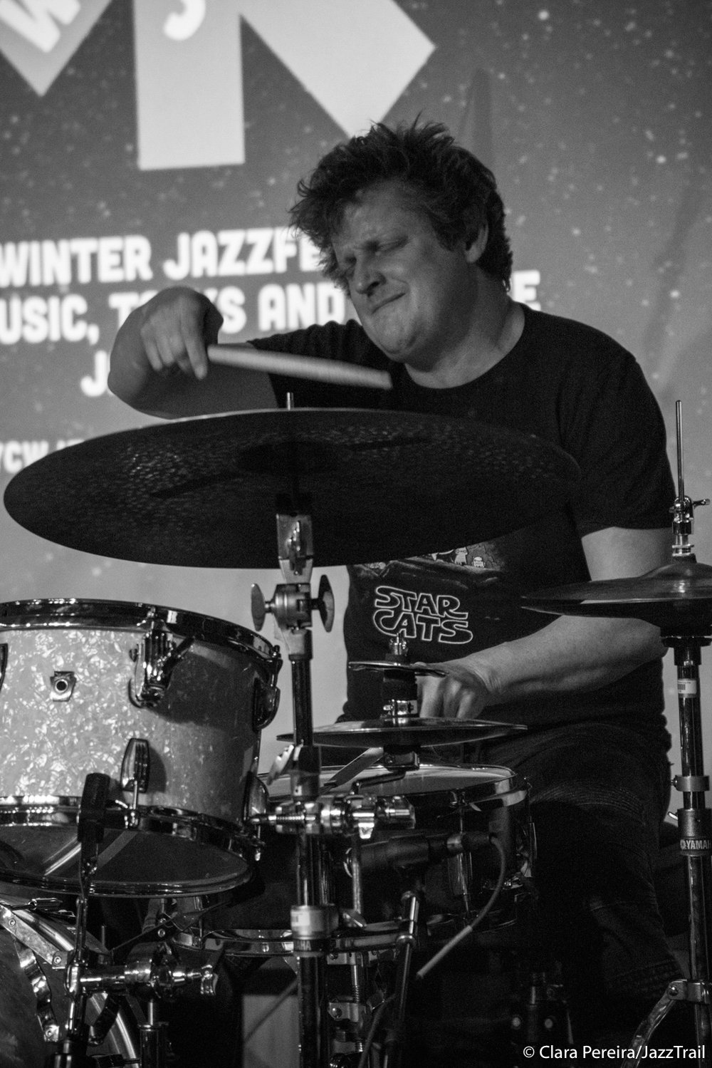 Jim Black, 2018