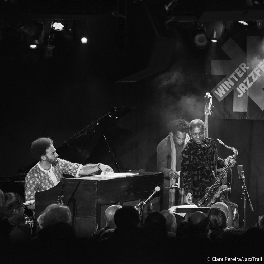 Virelles, Carter, Coltrane, 2018