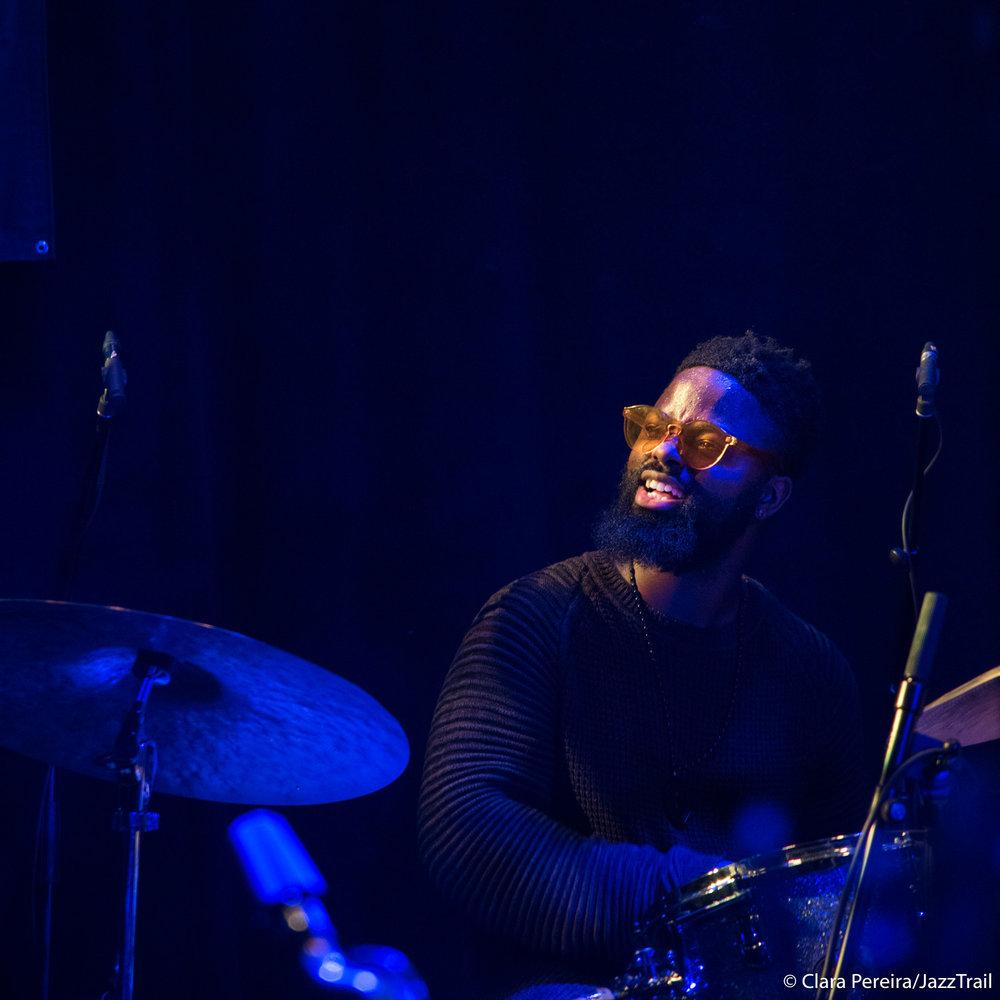 Marcus Gilmore, 2018