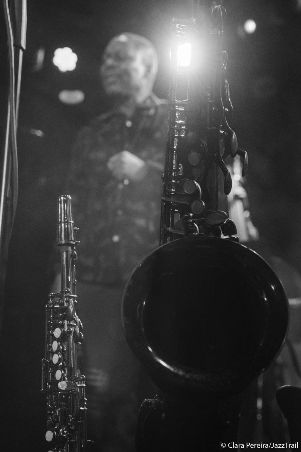 Ravi Coltrane, 2018