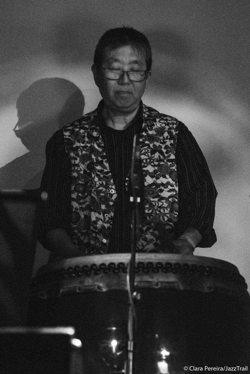 Tatsu Aoki, 2018