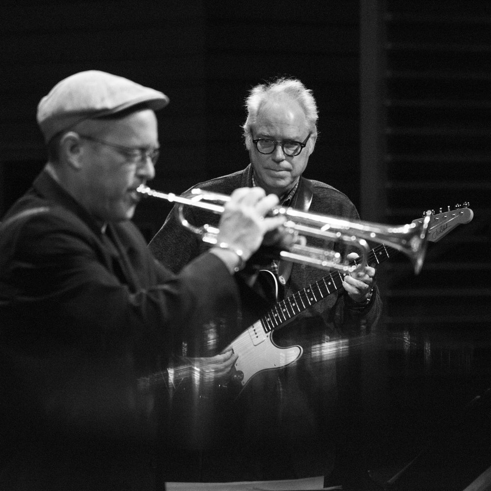 Dave Douglas and Bill Frisell, 2018
