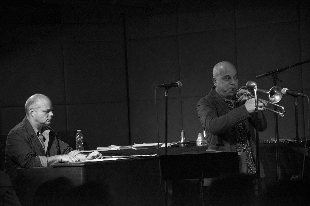 John Medeski and Steven Bernstein, 2018