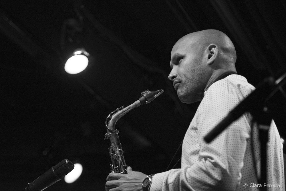 Miguel Zenon, 2018