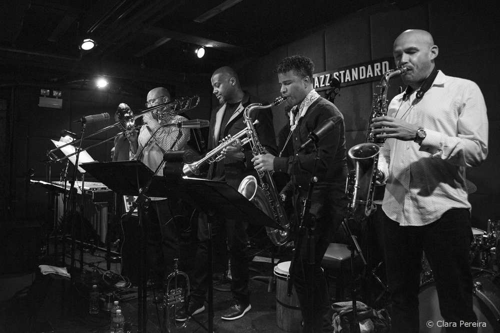 SF Jazz Collective, 2018