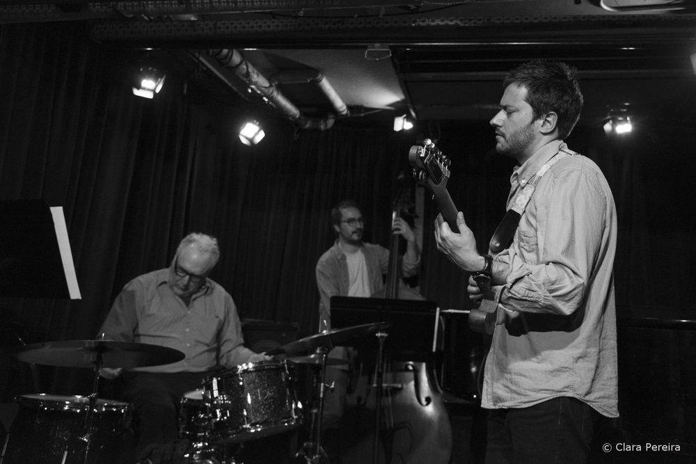 Billy Mintz, Andre Carvalho, Andre Matos, 2018