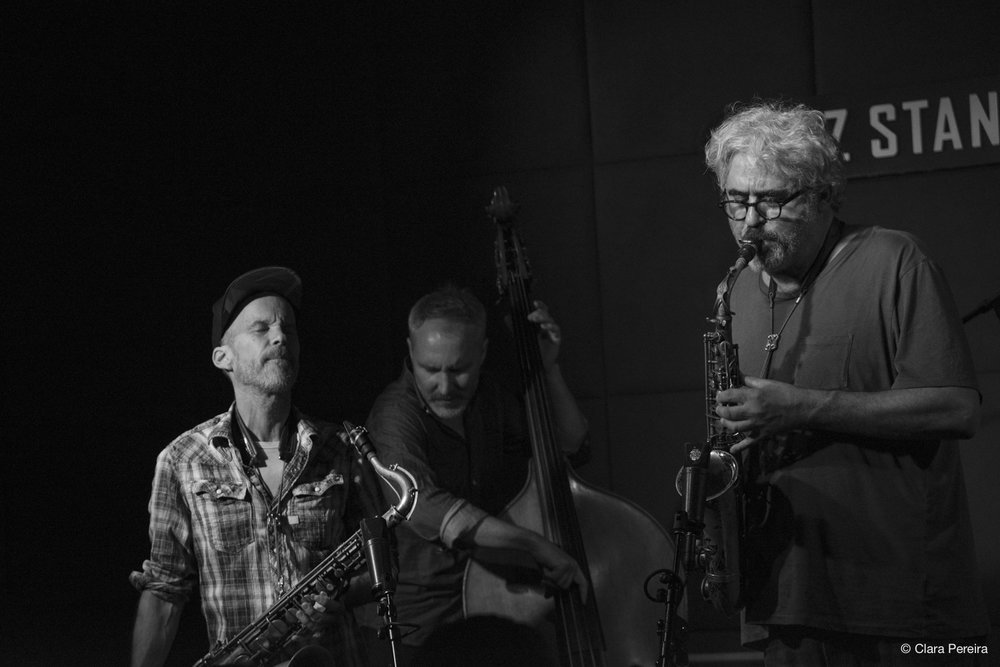 Chris Speed, Reid Anderson, Tim Berne, 2018