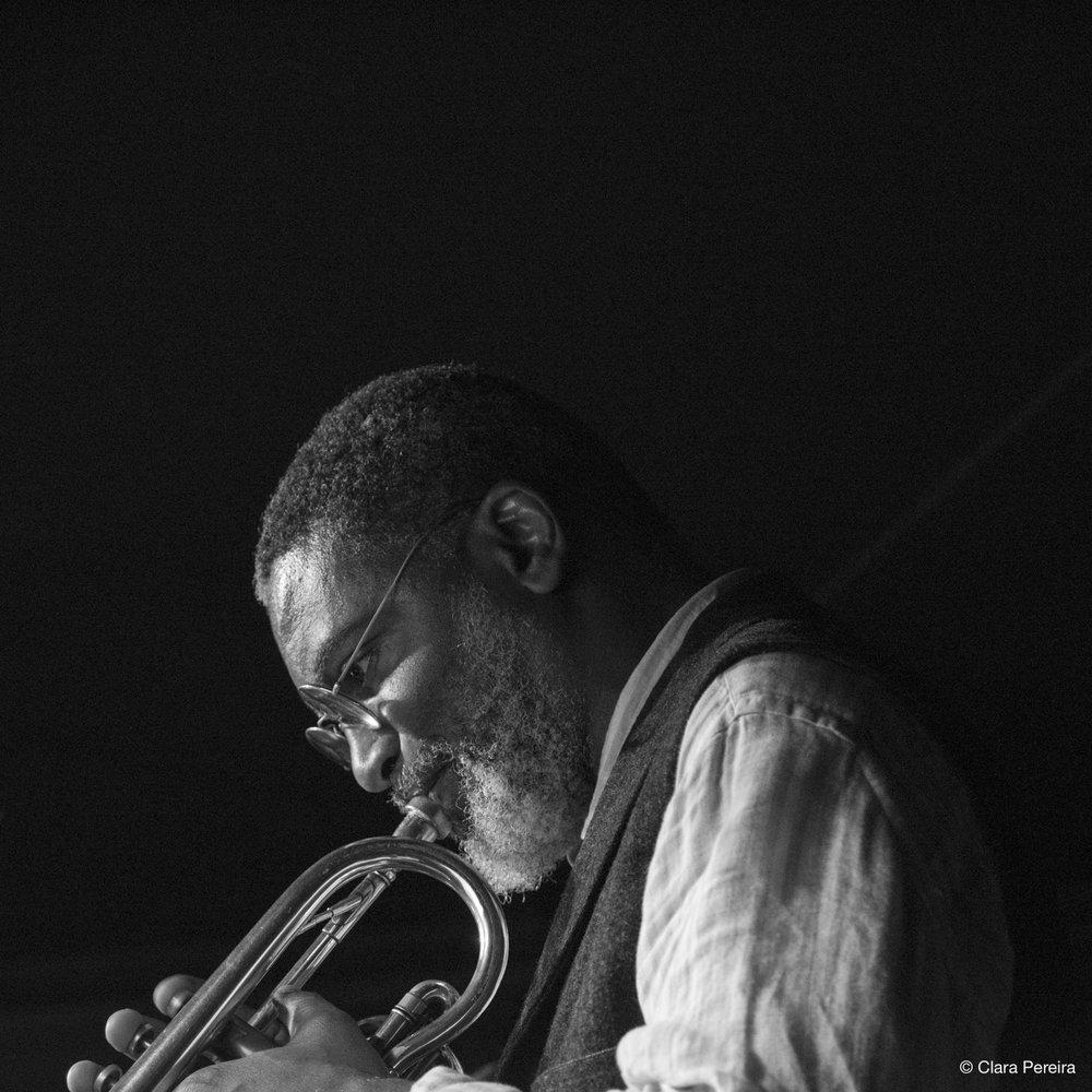Graham Haynes, 2018