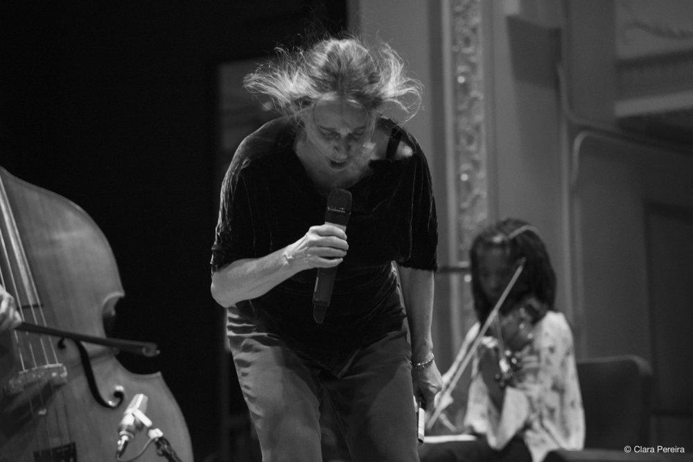 Patricia Nicholson, 2018